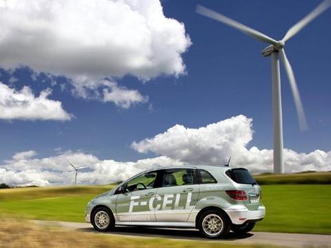 多款燃料电池车入选车型目录 续航最高达650公里