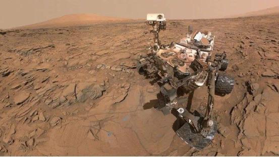 好奇号时隔7年终传回喜讯,火星大气含高浓度甲烷,或存在微生物