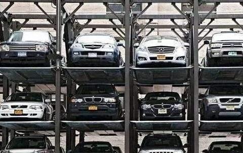 日本停车场有多能装?这三种功能逆天的车位