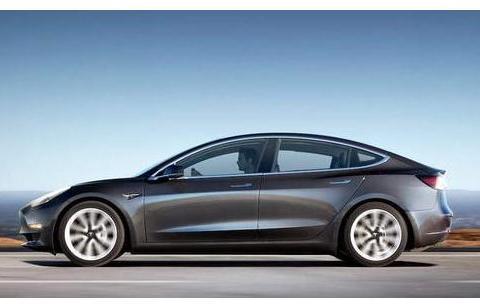 """能边走边充电的特斯拉?Model 3""""太阳能""""版,造型超野性"""