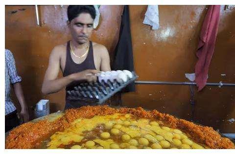 印度小吃卫生整改,小贩:都这么干净了,中国游客怎么不吃?