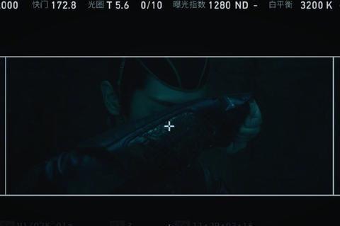 郭敬明分享邓伦《阴阳师》拍摄画面 看图配台词大赛开始!