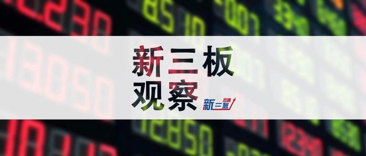 新三板观察:昆工科技拟挂牌精选层计划募资不超过3.6亿,华曦达进入辅导期