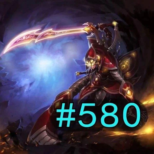 起小点TOP10 VOL580 无极剑圣天人合一势如破竹