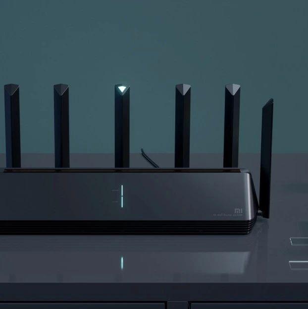 中国联通牵手小米,推出Wi-Fi 6路由器AX3600