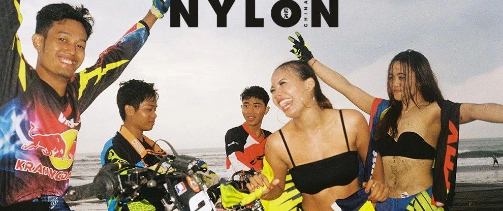 云游计划第一站,在巴厘岛观看泥泞中的越野摩托青年