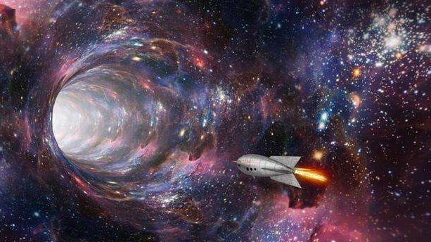 时空穿越成可能?科学家在实验室模拟虫洞,实现量子遥传技术!