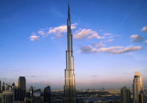 土豪行为!迪拜大楼每年保养需要10亿美金