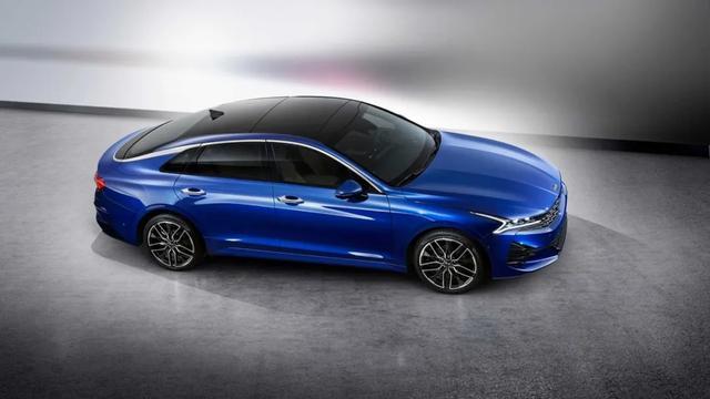 新一代起亚K5将9月份上市 ,有望推出混动车型