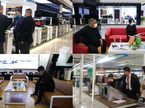 三月伊始,全国多地经销商到访科恩电器,成功签约20余家专卖店