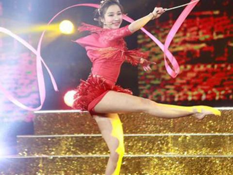 体操选手成功转型!为舒淇担任电影替身,郭德纲曾是她的导师