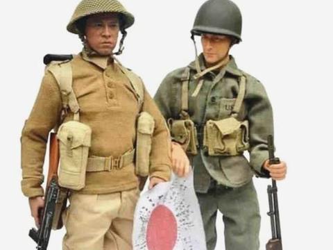 二战时日军单兵装备真实还原,网友吐槽:被抗日神剧给骗了