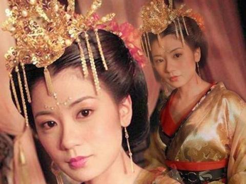 古装第一美女贾静雯,重新穿回古装,很多人看到都怀念她的赵敏