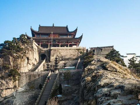 """我国佛教四大名山之一 有""""莲花佛国""""之称 成世界地藏信仰的圣地"""