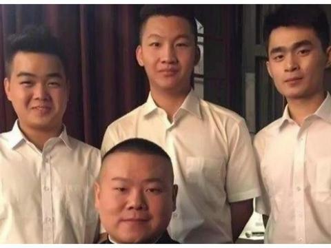 刘筱亭、尚筱菊、徐筱竹,同样是岳云鹏的徒弟,如今发展各不同