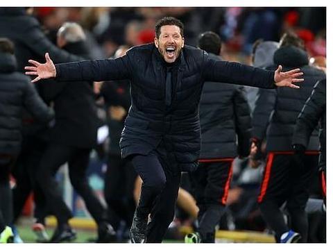 西甲硬杠巴萨皇马 西蒙尼成足坛年收入最高教练 中超2人进前十