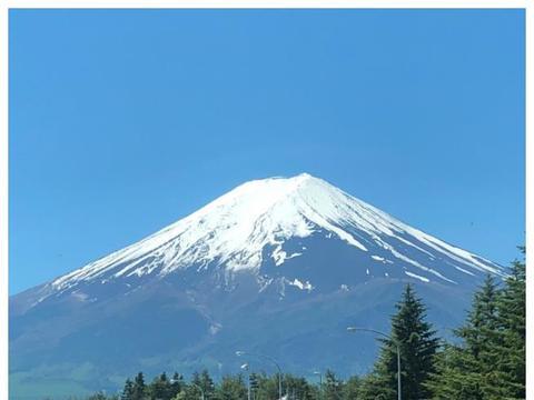 富士山作为日本的神山,结果却是租来的?每年还要交天价租金