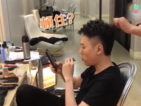 """冯绍峰被员工恶搞了,吃""""牙膏饼干""""怀疑人生,生气的反应太可爱"""