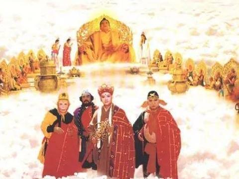 西游记中阿傩迦叶传的无字经,才是佛教最高的真经