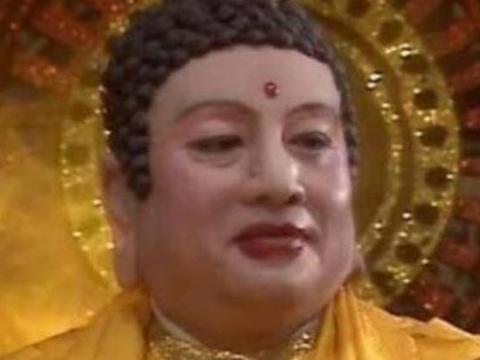 《西游记》如来佛扮演者,去泰国旅游,发现佛像上边画的却是自己