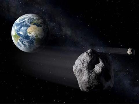 直径4.1公里小行星快来了,时速高达3.1万公里