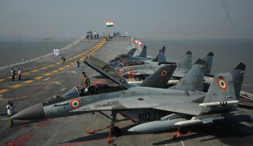 亚洲航母大国,曾坐拥三大航母,国产舰载机研发了35年