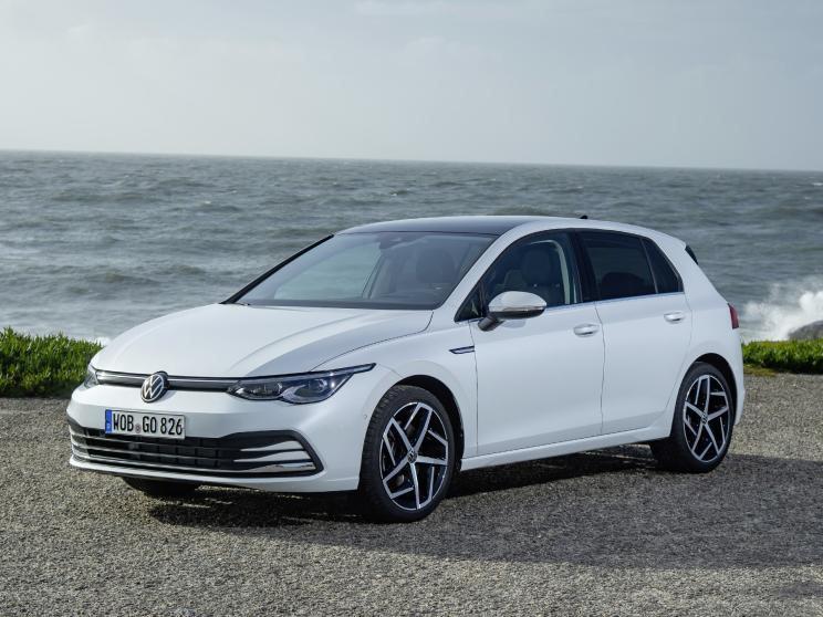 有望搭载全新1.5TSI evo发动机 第八代高尔夫试制车国内下线