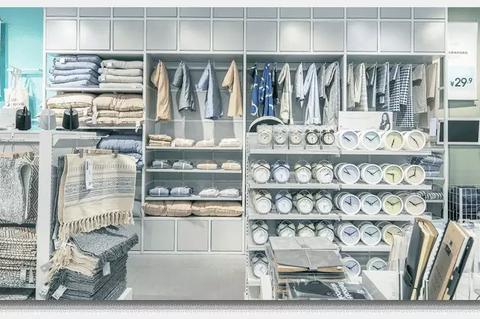 开精品百货店不注重商品陈列,销售额可能会逐渐减少!