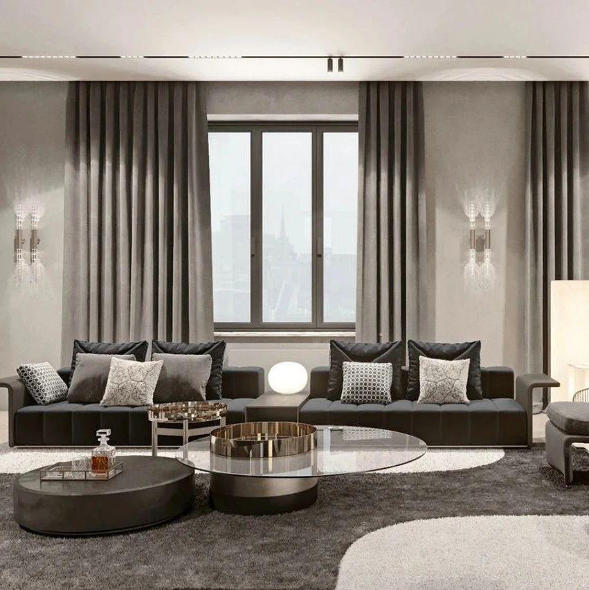 旧房华丽变身大气美宅,极致奢华,耐人寻味!