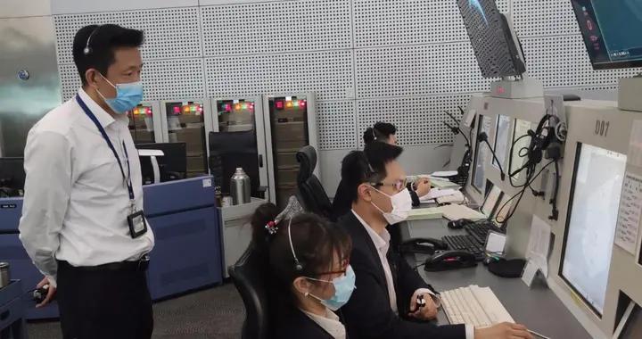 华北空管保障医疗队凯旋,两架航班缩短航程30分钟