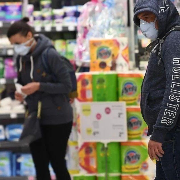 沃尔玛,Target,Costco宣布新政策,控制商店中的社交距离