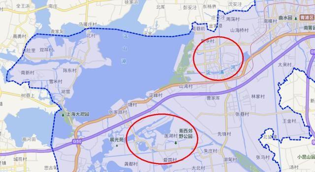 上海市青浦区的旅游产业逐渐恢复:朱家角为核心