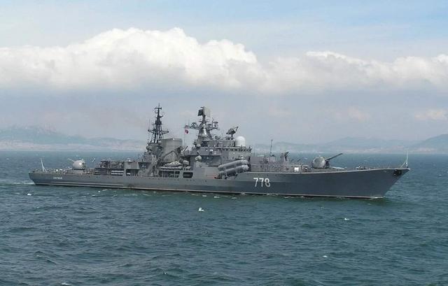 """曾经的""""航母杀手"""":现代级驱逐舰!如今还能派上用场吗?"""