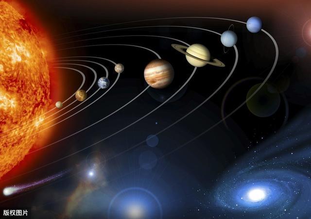 巨大的火球,给予了太阳系光明与温暖
