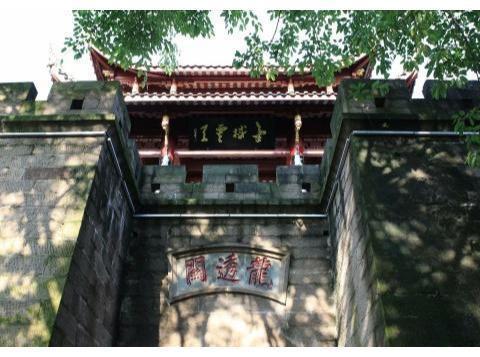 泸州三大城垣概况,从宋到民国的老城历史见证