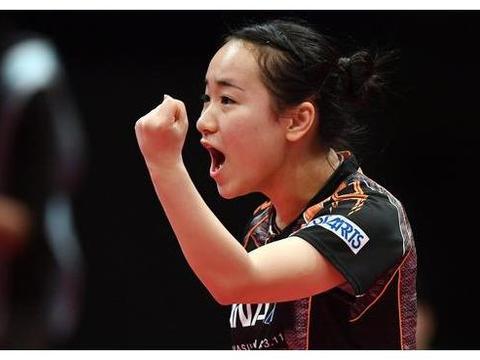 陈梦是6个大赛的亚军,没有冠军!球迷:不会吧,比丁宁差多了!