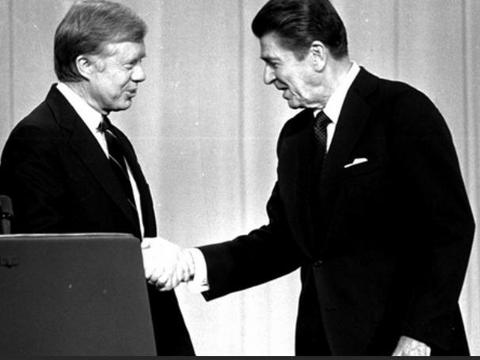 41年前的伊朗人质危机:里根是如何通过人质危机赢得总统大选的?