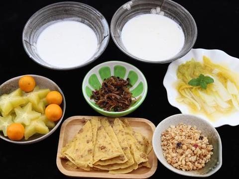 钟南山院士提倡要好好吃早餐,我早起给孩子做一桌,花钱少营养高