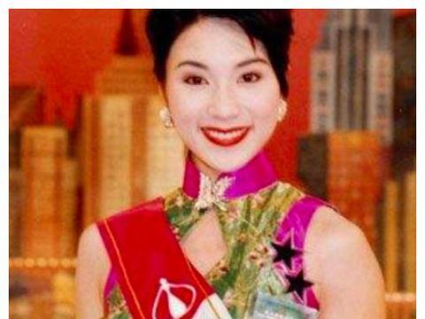 那些年美如画的香港小姐,张可颐耐看,吴婉芳比赵雅芝还更冻龄!