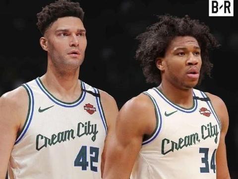 NBA球星互换发型后!浓眉哥变成精神小伙,詹姆斯终于圆梦