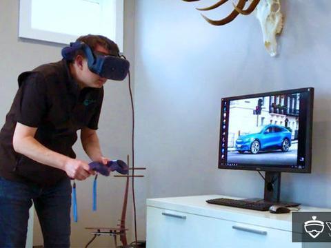 受新冠疫情影响,福特使用VR远程协作进行车辆设计