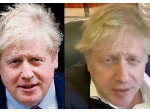 撤销阴谋论!英国首相约翰逊高烧入院,证明感染新冠非阴谋