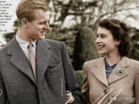 94岁女王年轻有多美?不输好莱坞女明星,戴安娜王妃都黯然失色