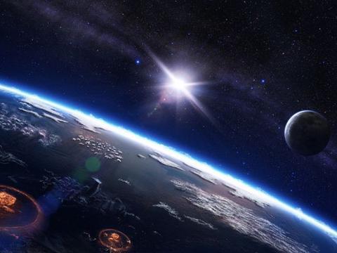 行星学家称,太阳系曾诞生过生命,而人类也许诞生于末法时代!