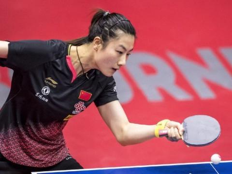 世乒赛再延期,国乒女队需不需要给王曼昱机会,调换一下阵容呢