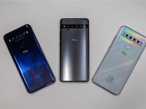 TCL 10系列手机正式发布;小米电视推出PatchWall 3.0