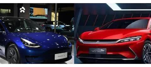 新能源最火爆的中国市场,终于出了一款能正面迎战Model 3的车