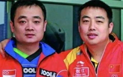 中国国乒首个大满贯的故事!探访刘国梁的夺冠历程