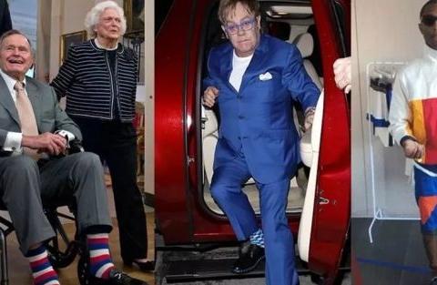 别看英国王室的男人很高级,其实他们的袜子只要几百块