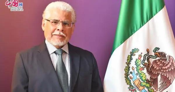 「大使谈抗疫」墨西哥驻华大使:对中国的努力和贡献表示诚挚感谢